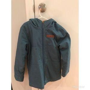Boys Columbia jacket size XS